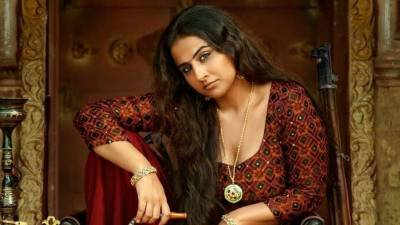 """Begum Jaan"" is most powerful character I've played: Vidya Balan"