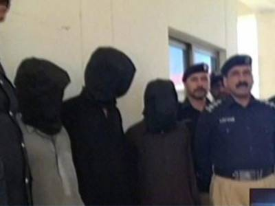 3 RAW agents arrested during raid in Azad Kashmir