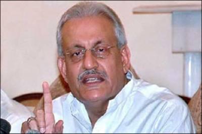 Chairman Raza Rubbani stops working, offers resignation
