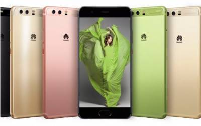 Pre-book Huawei P10 Plus and win exciting prizes