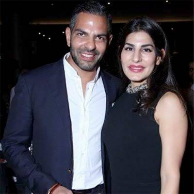 Karisma Kapoor's former husband ties knot with…