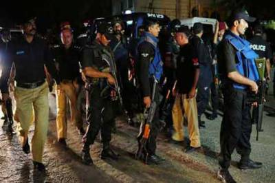Five terrorists detained in Lahore combing operations