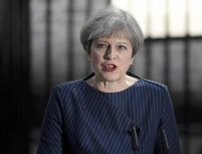 British PM May calls for early election