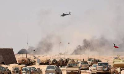 Saudi helicopter crash in Yemen leaves 12 officers dead