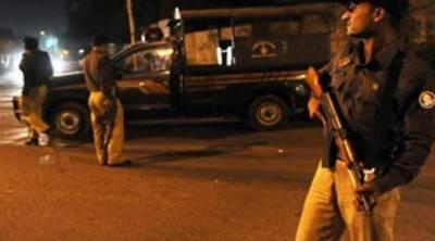 40 including one 'Target killer' detained in Karachi