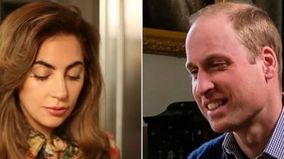Prince William, Lady Gaga encourage open speak on mental health