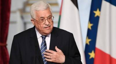 Trump to host Palestinian President Abbas on May 3