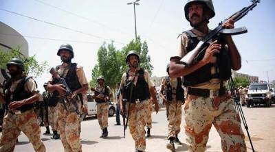Sindh Cabinet meets today to grant Rangers' powers