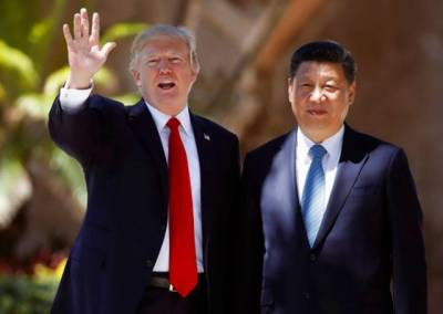 Chinese president advises Trump to restraint on North Korea issue