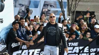 'Fate of the Furious' beats 'Unforgettable,' 'The Promise' on box office