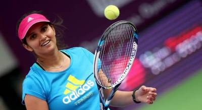 Sania's picture in Dubai grabs fans' attention