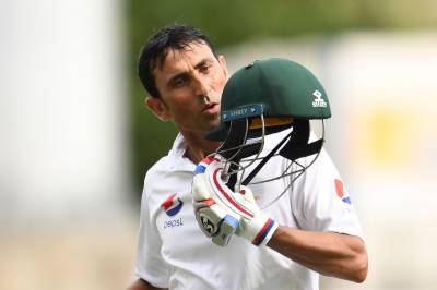 Youns khan makes history, becomes first pakistani to scores 10,000 in test