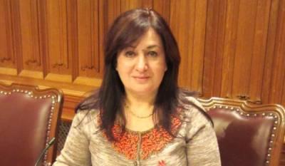 Canadian senator Salma Attaullah Jan robbed