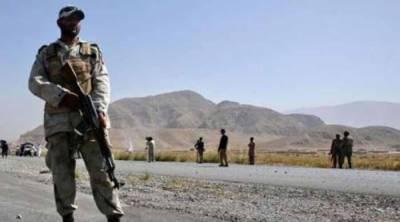 Radd-ul-Fasaad: Five terrorists killed in Balochistan, says ISPR