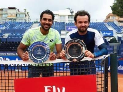Aisamul Haq wins Barcelona Open title