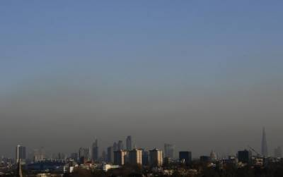 UK will not appeal court ruling on air pollution plan: PM's spokesman