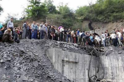 35 killed in Iranian coal mine explosion
