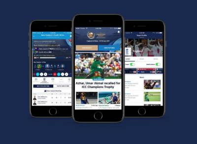ICC launches cricket mobile app ahead of Champions Trophy