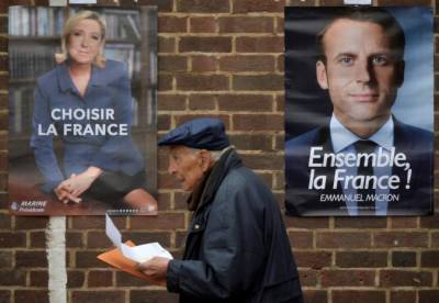 Macron wins French presidency by emphatic margin: projections
