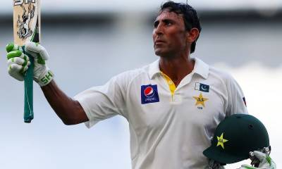 Younis Khan denies Afghanistan batting coach offer