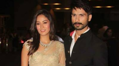 Shahid Kapoor's wife Mira Rajput gives clarification on 'housewife' comment