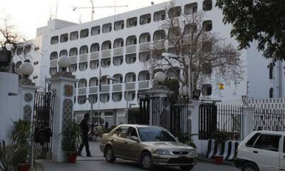 Detention of diplomats: Pakistan lodges protest with Afghanistan