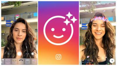 Facebook adds new camera filters to Instagram