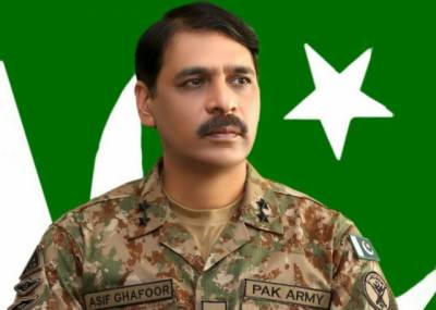 """Nature and character"" of extremism has changed: Asif Ghafoor"