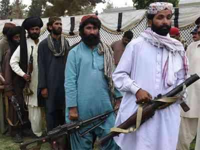 At least 26 Baloch militants surrender their weapons