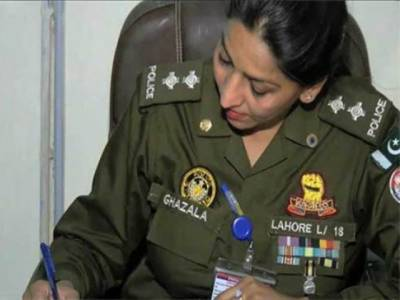 First female SHO appointed in Lahore