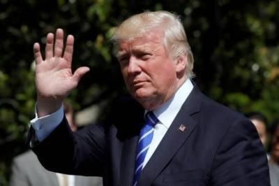 Trump leaves for Israel to revive peace process