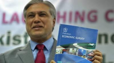 Economic survey 2016-17: Dar announces 5.28pc growth in GDP, missing 5.7pc target
