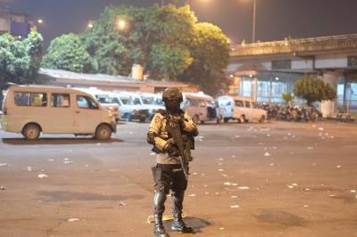 Three police officers dead, ten injured in Jakarta suicide attack