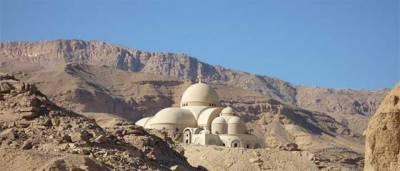 Gunmen kill 23 Christians on road to monastery in Egypt