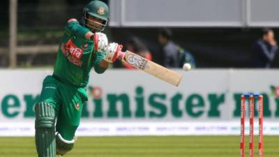 Champions Trophy 2017: Bangladesh elect to bat first against Pakistan