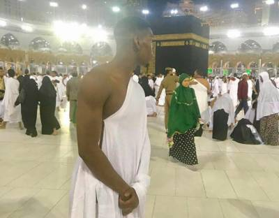Mecca 'most beautiful thing I've seen', says world's most expensive footballer Paul Pogba