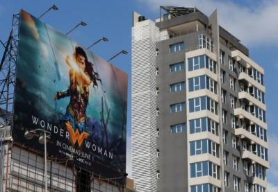 "Lebanon bans ""Wonder Woman"" over Israeli actress"