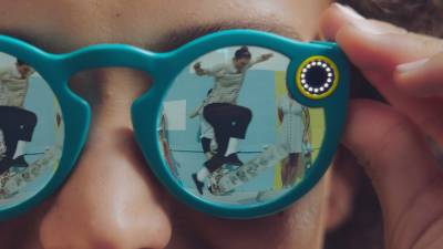 Snapchat's 'Spectacles' with built-in cameras go on sale