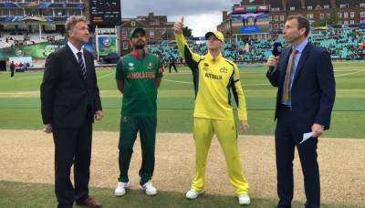 Champions Trophy 2017: Bangladesh elect to bat first against Australia