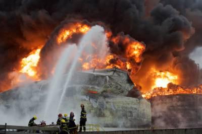 Eight killed, nine injured in China petrochemical plant blast