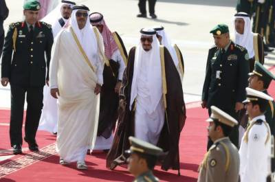 Saudi Arabia, Egypt, UAE cut off relations with Qatar over 'terrorism'