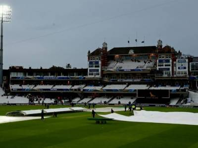 Australia's run chase called off due to rain