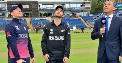 Champions Trophy 2017: New Zealand elect to field first against England