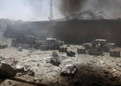 Kabul truck-bomb: death toll rises to more than 150