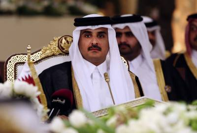 Kuwait trying to solve diplomatic rift: Qatar