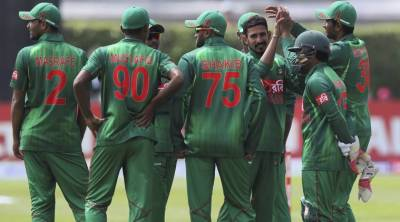 Bangladesh beat Blackcaps by 5 wickets