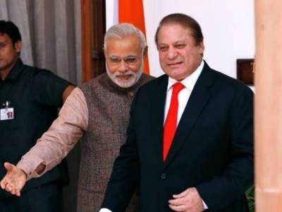 SCO summit 2017: Nawaz Sharif, Modi exchange greetings