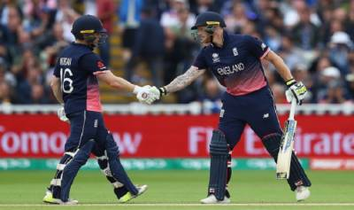 Champions Trophy 2017: England knock out Australia by 40 runs (D/L Method)