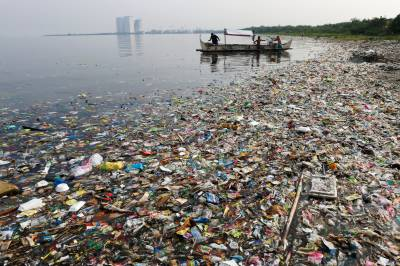 Plastic dumped in rivers pollutes oceans: Study