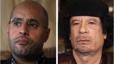 Gaddafi's son Saif al-Islam released from prison in Zintan